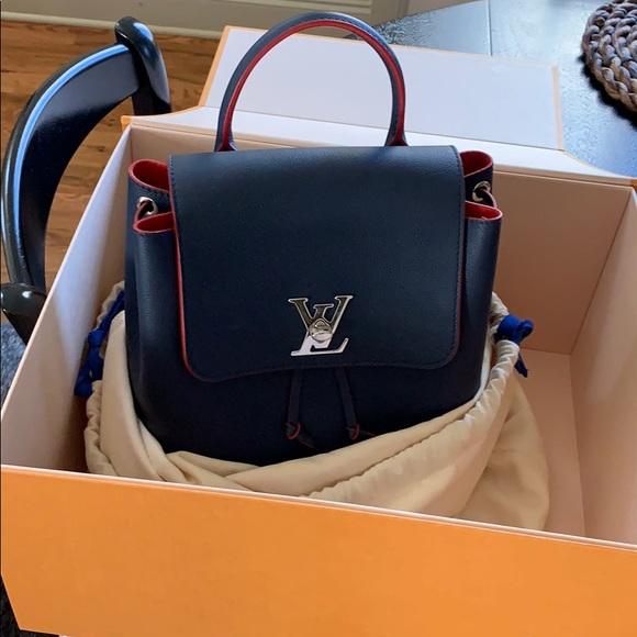 cd8b1f820282 Louis Vuitton Handbags - Louis Vuitton Lockme Backpack